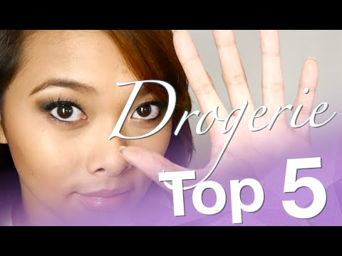 Top 5 Drogerie Charts September I August