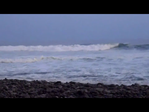 Surf El Salvador - El Tunco La Bocana 2012 6ft