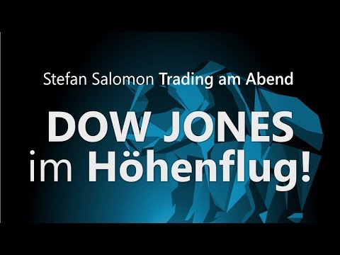 Trading am Abend - Do. - 20.09.2018 - DAX, DOW, Gold, Devisen