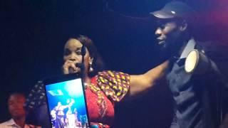 Live Fatou Laobé & Pape Diouf