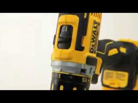 DEWALT 20V MAX XR Lithium Brushless Compact Drill / Driver Kit