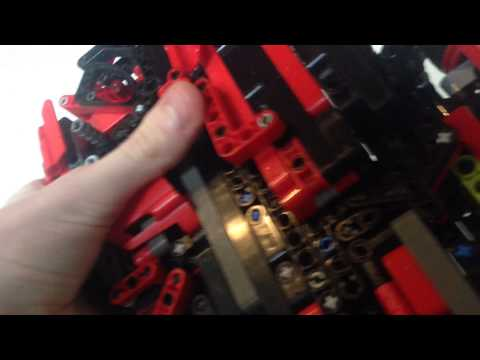 Bolt Action Lego Sniper (Technic) [for sale]