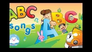A B C Songs ฉบับการ์ตูน ความยาว 45 นาที by KidsOnCloud