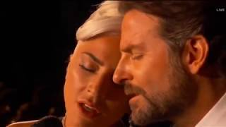 Lady Gaga & Bradley Cooper sings Shallow Oscars 2019 (From A Star Is Born/Live From The Oscars)