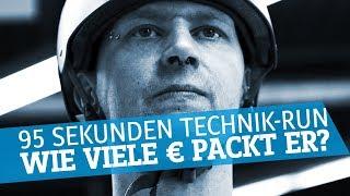 95 Sekunden Technik-Run | Conrad Electronic