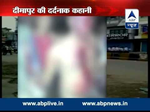 Sansani - Dimapur rape II 10,000 protesters storm Dimapur central jail after rape of a college student