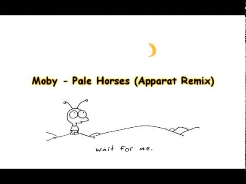 Moby - Pale Horses (Apparat Remix)