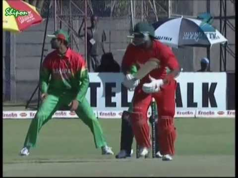 Extended Highlights of 1st ODI: Bangladesh vs Zimbabwe (04.05.13)