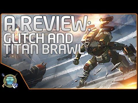 Titanfall 2 - Review of Glitch and Titan Brawl