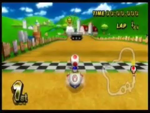 how to get 3 stars in mario kart wii