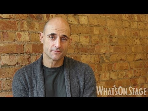 Mark Strong chats about A View from the Bridge at the Young Vic