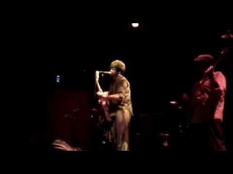 Jesse Dee sings Sam Cooke, The Hague, Paard, 2 October 2009