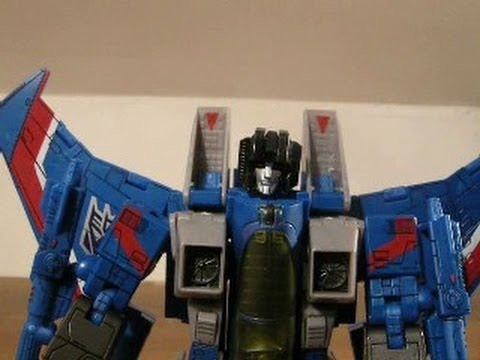 Chinese review #397 變形金剛玩具介紹之Masterpiece Thundercracker
