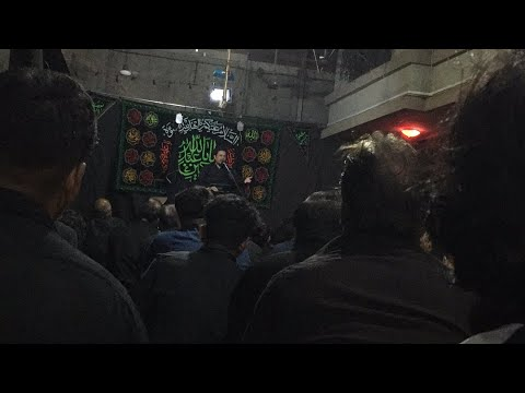 Live majalis on 8th Muharram 2018, Mumbai