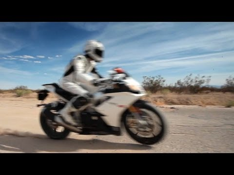 Aprilia RSV4: Ride It Like You Stole It -- /RideApart