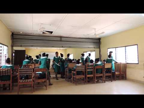 Midwifery and Health Assistant Training School Tepa, Ghana