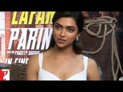 Interview With Deepika Padukone - Lafangey Parindey