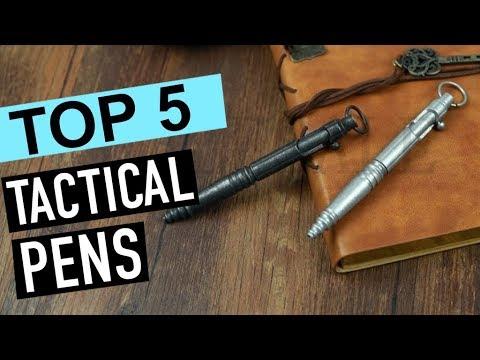 BEST 5: Tactical Pens 2018