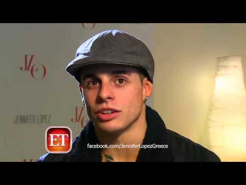 Jennifer Lopez & Casper Smart About Their Romance - ET 20/11/12