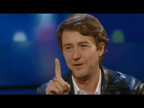 George Tonight: Edward Norton