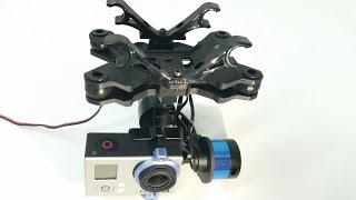 Tarot T-2D V2 GoPro Camera Gimbal Assembly, Tips & Tricks & Troubleshooting