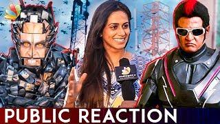 Mobile Towers a Bigger Threat to Nature : Rajini's 2.0 Public Reaction   Shankar