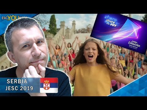 SERBIA: Darija Vračević - Podigni glas (Raise Your Voice)"