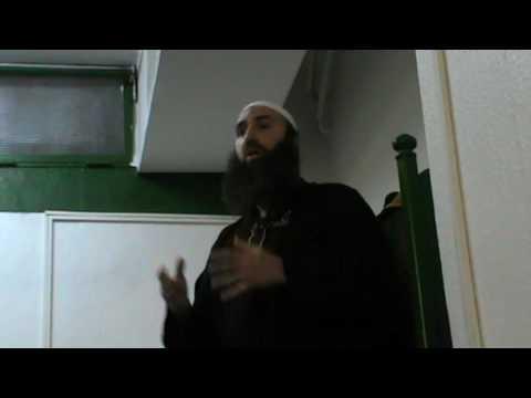 Prediger Abu Hashim   Der Glaube An Gott Bücher 02 12 2016 2 Rahman Moschee In Der Stadt Köln