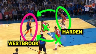 Harden KNOWS Something About Westbrook That NOBODY Else Does