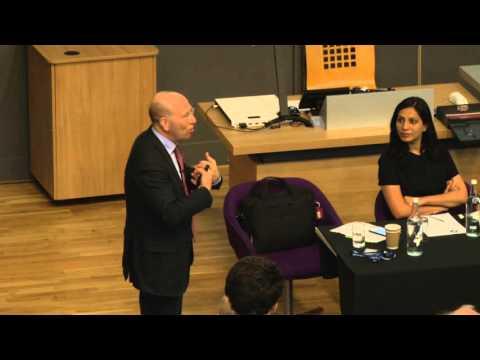 Plenary Session: Brexit? Chair: Soumaya Keynes, The Economist