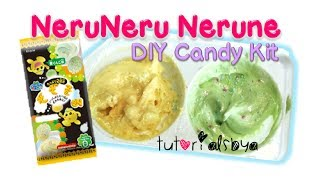 NeruNeru Nerune Apple/Pineapple DIY Japanese Candy Tutorial | How To