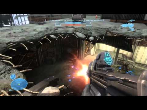Halo: Reach Campaign Walkthrough HD Episode 12: Obligatory Cliffhanger