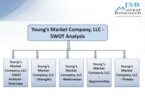 Youngs Market Company, LLC: Consumer Packaged Goods - Company Profile and SWOT Report
