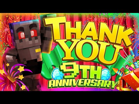 Graser's 9 Years on YouTube Anniversary