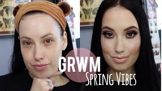 Get Ready with Me: Spring Vibes 2017 Dose of Colors Marvelous Mauves | lesleydoesmakeup