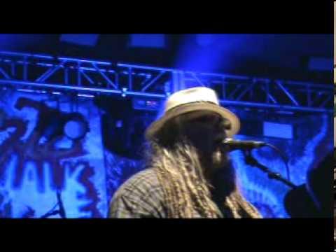 7 Walkers - Papa Mali, Bill Kreutzman, Mountain Jam June 3 2011 - King Cotton