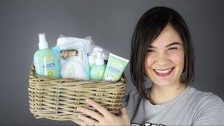 Yenidoğan Bebek Alışverişi 2 - Bakım, Alt Değiştirme, Banyo   Giyen Bayan