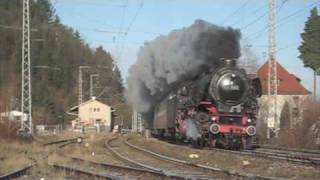 Steam and Diesel Power in the Kinzigtal - 01 1066 & Nohab