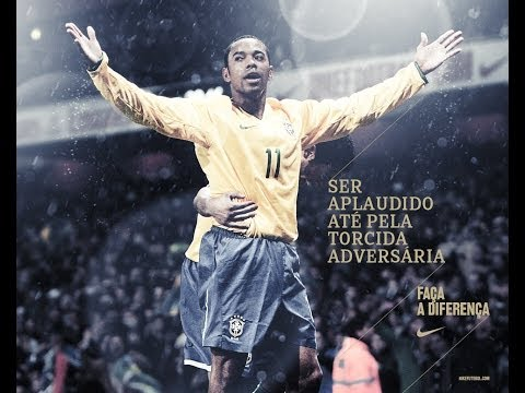 Robinho Top 10 Goals Ever - HD