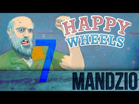 Happy Wheels #07 - SLENDER ;_;