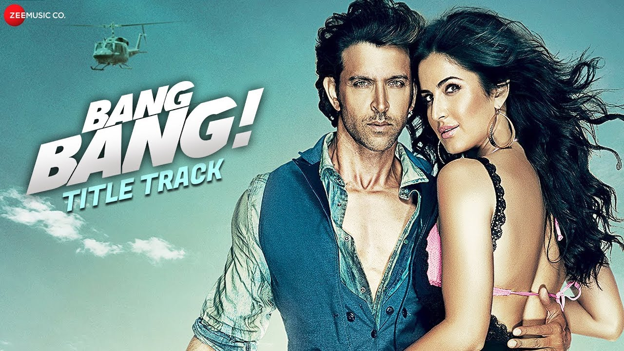 Bang bang the song bang bang hrithik roshan katrina All hd song
