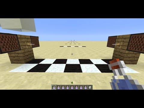Is It Faster to Jump-Sprint With a Speed Potion? — Minecraft Science Experiment – 2MineCraft.com