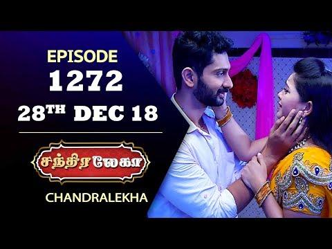 CHANDRALEKHA Serial   Episode 1272   28th Dec 2018   Shwetha   Dhanush   Saregama TVShows Tamil