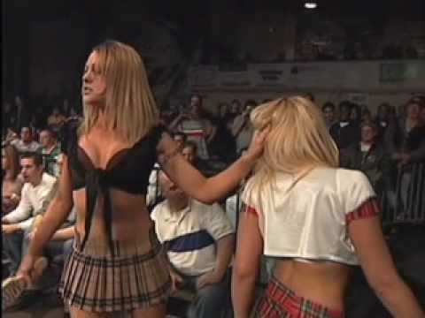 Sizzle Reel: Dangerous Women Of Wrestling (short Version) video