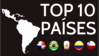 download lagu ★ Top 10 PaÍses De Latinoamerica 2017 ★ gratis
