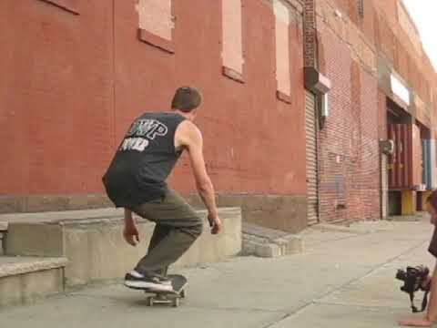 Backside Tailslide Session 2007