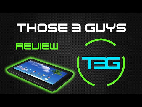 ProScan 7in Android 4.4 Tablet Review!