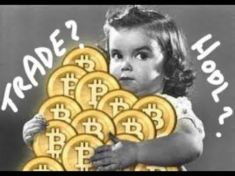 Bitcoin I Kryptoporady. Hodl  Czy Trade ?! Jak Zarabiać Na Kryptowalutach