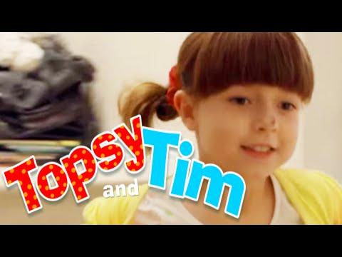 Topsy & Tim 226 - TEACHER VISIT  | Topsy and Tim Full Episodes