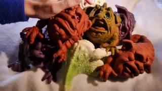 Boglins Rubber Hand Puppets; Inspections | Nostalgia Nerd